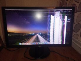 Asus VE247H 24 Inch Monitor