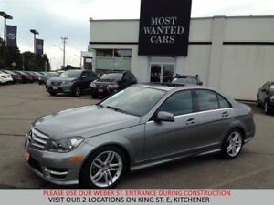 2013 Mercedes-Benz C300 4MATIC NAVIGATION | BLIND SPOT | LANE DE
