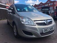 Vauxhall Zafira 1.9 CDTi Exclusiv 5dr Automatic