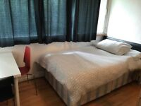 AMAZING DOUBLE ROOM FOR SINGLE USE IN PERFECT LOCATION AVAILABLE NOW