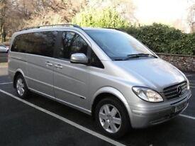 Mercedes Viano 2.1 LWB Automatic Top Spec
