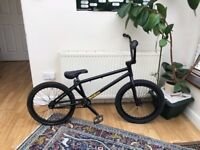 fly bikes bmx black, great condition. runs smooth and hub sounds great. bought for over £400