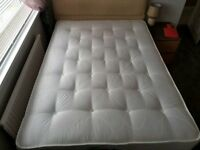 Double Mattress, As New, Bought from Dreams