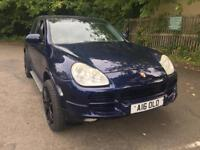 Porsche Cayenne 4.5 V8 up for swaps are p/x