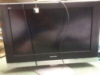 Television, 37 inches? Panasonic