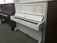 🎹 C. Bechstein, White Shabby Chic Piano, Nationwide Delivery, £1,600 !!! 🎹