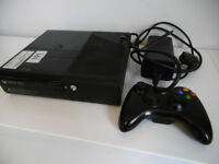 Xbox 360, 500Gb, controller, 4 games, 20 month warranty