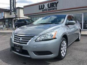 2014 Nissan Sentra S-6SPEED-FULL POWER-ONLY 27k