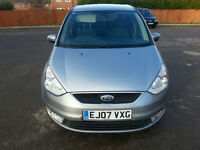 2007 Ford Galaxy 2.0TDCi ( 140ps ) Ghia With Full Service History