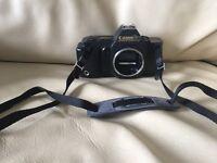 Canon T70 Body with Tokina SZ-X270 Camera