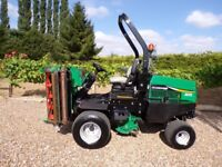 RANSOMES PARKWAY 2250 PLUS MOWER