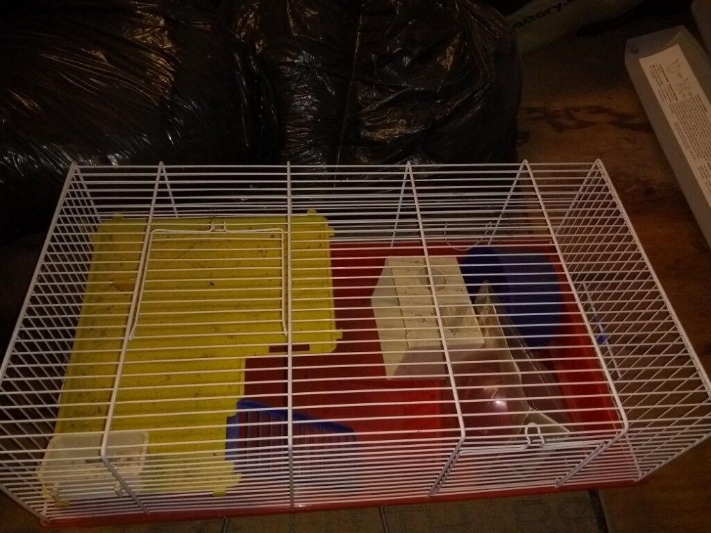 Hamster, Mouse or Gerbil Cage | in Epsom, Surrey | Gumtree