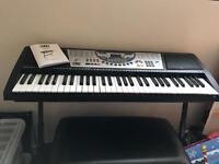 NJS electric keyboard