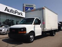 2013 GMC Savana 4500 Cube Van COMMERCIAL / PERSONAL / FINANCE AN