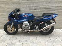 1997 Moto Guzzi 1100 Sport (Carburetor Model)