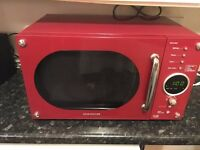 Daewoo KOR6N9RR Touch Control Microwave