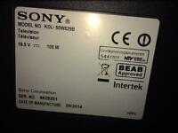 Swap Sony 50 inch smart Tv