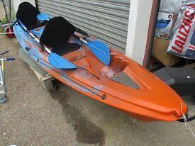 tahe 2+1 kayak package