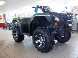 2017 Honda TRX500 Rubicon  IRS EPS SAVE $800  ALLOY WHEELS AND T