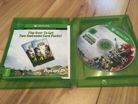 Plants Vs Zombies: Garden Warfare for Xbox One