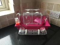 Used Savic Dwarf hamster/Mouse cage