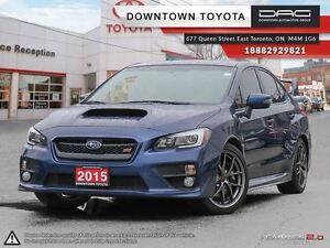 2015 Subaru WRX STI, MANUAL, NAVI, CAMERA, AWD