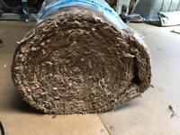 Earthwool insulation 50mm