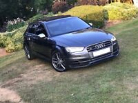 2015 AUDI S3 2.0 TFSI S TRONIC + PAN ROOF + B&O + SUPERSPORTS SEATS + FULLY LOADED