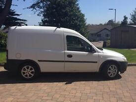 Vauxhall Combo 1.3 CDTi Van **NO VAT**LOW MILES**