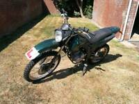 Derbi senda City cross 125