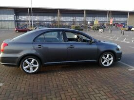 Toyota Avensis 2.2 D4D T Spirit - Great Condition, Full Leather!!!!
