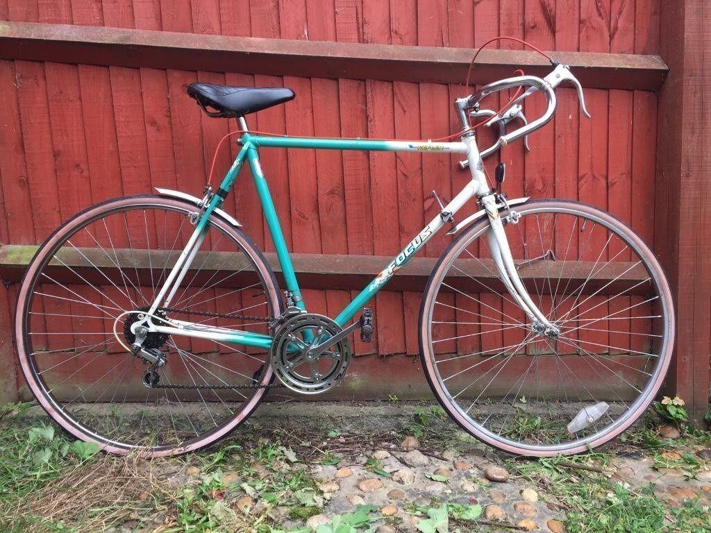 """Focus Reflex Vintage Racing Road Bike, 10 speed, 24"""" framein Oxford, OxfordshireGumtree - Focus Reflex Vintage Racing Road Bike, 10 speed, 24"""" frame, great condition large frame road racing bike, new tyres, good brakes, serviced"""
