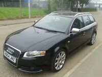 Audi A4 S Line Quattro, 2005, OPEN TO OFFERS