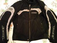 IXON Diablo Motorcycle Textile jacket Size M