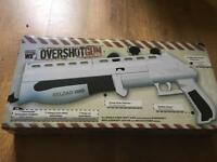 Nintendo wii overshot gun with box