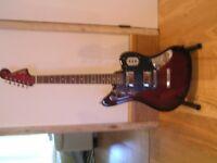 Fender Jaguar HH Special (Made in Japan) - EFFECTIVELY NEW