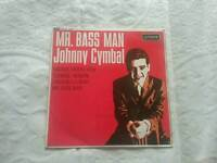 Johnny Cymbal..Mr Bass Man EP