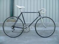 """Raleigh Record """"Frankenstein"""" Vintage Road/Racing Bike (58cm)"""
