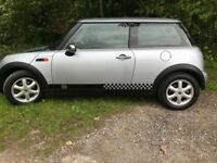 Stunning Pure Silver BMW MINI One 1.6 - 2004 - Full Service History
