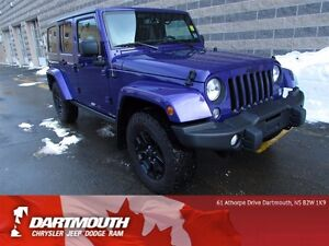 2016 Jeep WRANGLER UNLIMITED SAHARA/UNLIMITED/4X4