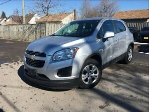2015 Chevrolet Trax LS CRUISE CONTROL GREAT MILEAGE