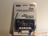 Korg Monotron Duo Analogue Synth