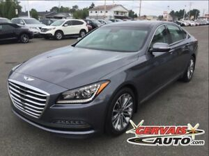 Hyundai Genesis Sedan 3.8 Luxury 2015