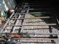 **BARGAIN**TRANIST/VW/CITREON/RENULT/ETC UNIVERSAL RAX RACKING SYSTEM,ROOF RACK/STORAGE **BARGAIN**