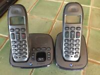 BT twin phones and answering machine