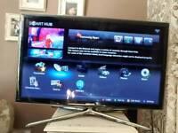 "42"" Samsung Smart TV"