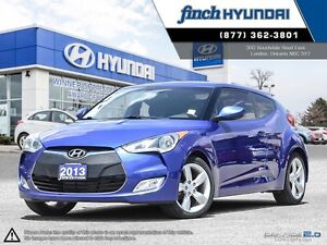 2013 Hyundai Veloster MANUAL