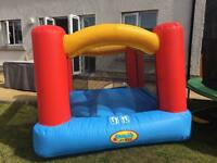 Bouncy castle toddler size