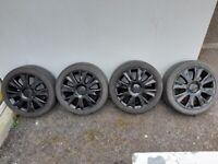 16inch alloy wheels
