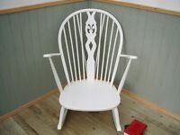 Stunning Ercol Rocking Chair.